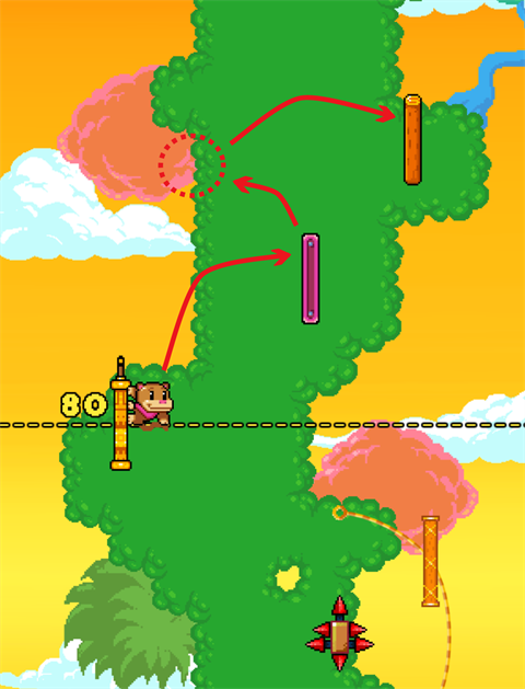 Wall Kickers~ゲーム画面12
