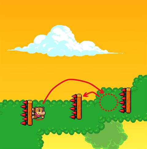 Wall Kickers~ゲーム画面13