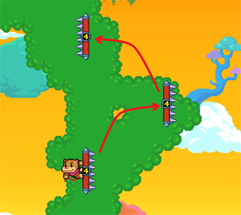 Wall Kickers~ゲーム画面14