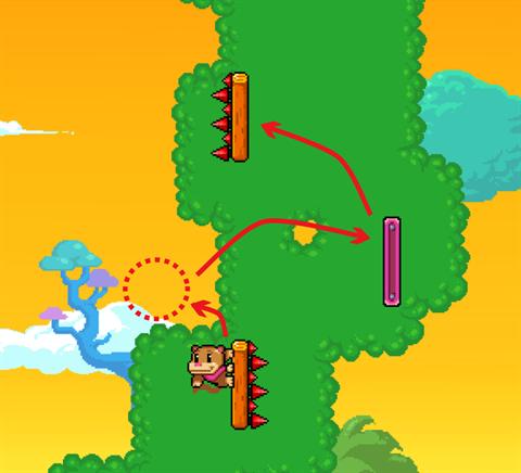 Wall Kickers~ゲーム画面15