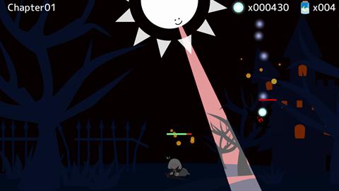 テラセネ~ゲーム画面5
