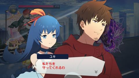 AFTERLOST - 消滅都市~ゲーム画面12