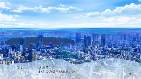 AFTERLOST - 消滅都市~ゲーム画面5