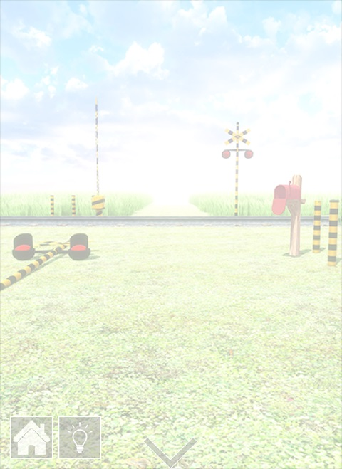 電車のある道~ゲーム画面11