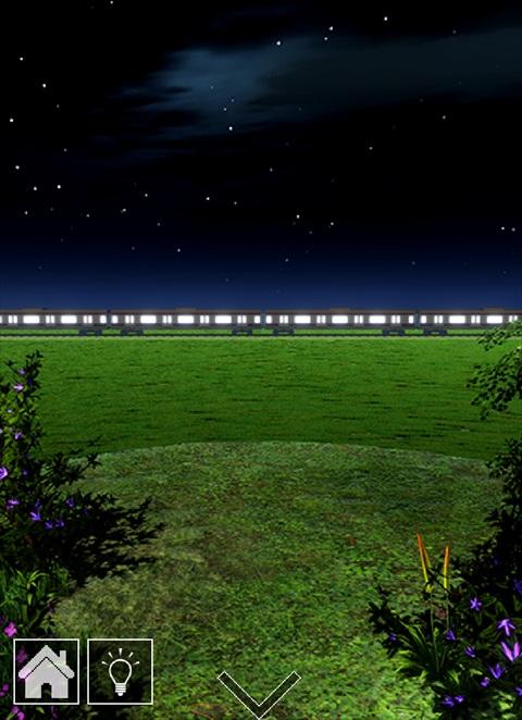 電車のある道~ゲーム画面5