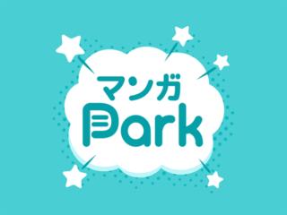 マンガPark~アプリ起動中ロゴ