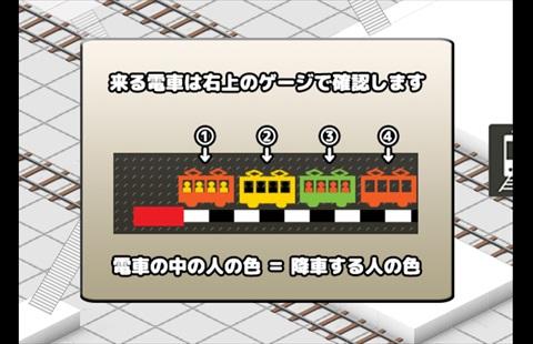 僕は鉄道員~電車ゲージ
