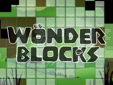 WONDERBLOCKS~ゲーム画面1