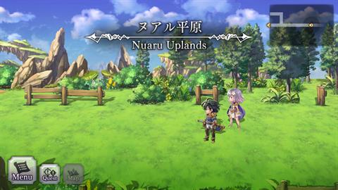 アナザーエデン~ゲーム画面13