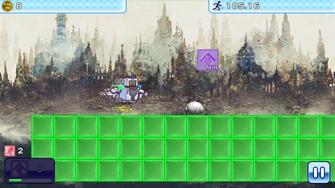 戦斧走破DASH~ゲーム画面16
