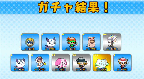 戦斧走破DASH~ゲーム画面7