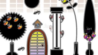わすれなオルガン~ゲーム画面1