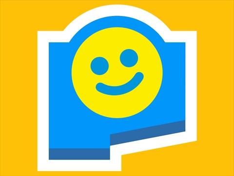 縦スクロールマンガアプリ~pixivコミックロゴ