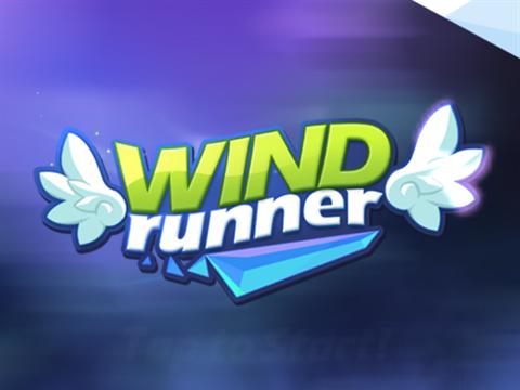 ウィンドランナー:Re~ゲーム画面1