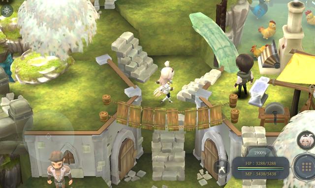 魔女の泉4~ゲーム画面19